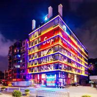 Fenk Attitude Hotel Guangzhou Railway Station