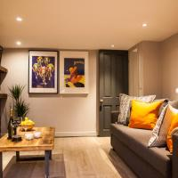 Stylish apartment in a trendy area