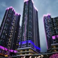 Paradise City of Light x Merveille @ Shah Alam I-City