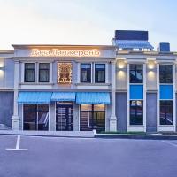 Boutique Hotel Dacha Lanzheron, отель в Одессе, в районе Приморский