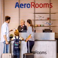 AeroRooms, hotel poblíž Letiště Václava Havla Praha - PRG, Praha