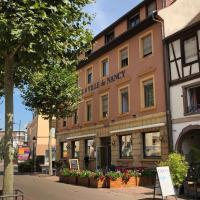 Hotel A la Ville de Nancy