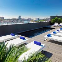 H10 Port Vell 4* Sup, hotell i El Born, Barcelona