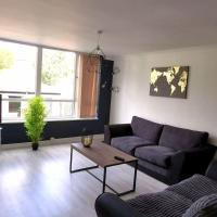 Superb Townhouse With Parking 5 Min Walk To Birmingham Arena