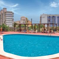 Nice apartment in Oropesa del Mar w/ Outdoor swimming pool, Outdoor swimming pool and 2 Bedrooms