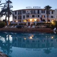 Hotel des Mimosas, hotel in Juan-les-Pins