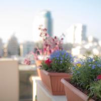 Beautiful penthouse- sea view
