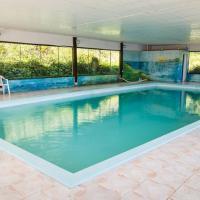Casa Fragosos completa piscina aquecida