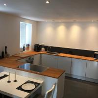 stilvolle und luxuriös ausgestattete Wohnung 72qm