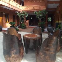 A Little Bit of BAGAN HOTEL