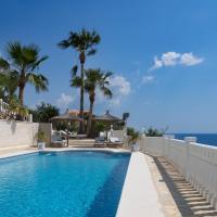 Frontline villa, five star deluxe