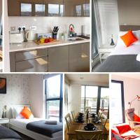 The Elm Serviced Apartments Camberley