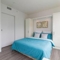 Comfortable Bright One BR Apt. with Awesome View