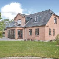 Four-Bedroom Holiday Home in Logstor