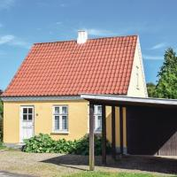 Two-Bedroom Holiday Home in Rudkobing