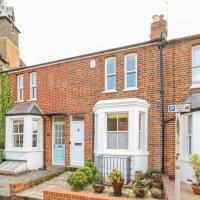 Two-bed Victorian house near Iffley Road (oxbvms)