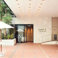 Hotel It Osaka Shinmachi