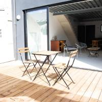 HostnFly apartments - Large house with outside area close to Paris