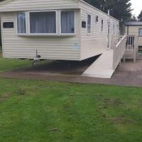 HAGGERSTON CASTLE CARAVAN LOCATED VERY CLOSE TO LAKE AND PARK FACILITIES