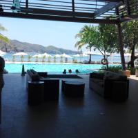 Lagoon view Family Suite in Pico De Loro Cove, Nasugbu