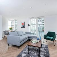 Fabulous 3BR Apartment in Manchester City Centre.
