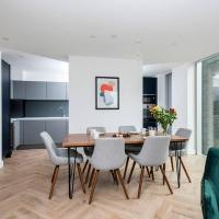 Lovely, Modern 3BR Apartment in City Centre.