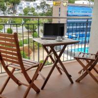 Apartamento a 2 minutos de la playa