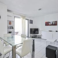 1br with balcony, parking and AC in Le Cannet, close to Cannes - Welkeys