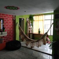 Quartos aconchegantes na Tijuca
