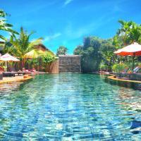 Central Indochine D'angkor Hotel