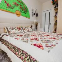 Уютный аппартамент с одной спальней и гостиной