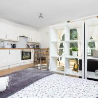 Smart Deluxe Studio Apartment, City and Canary Wharf Connected!
