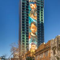 Art Series - The Adnate, hotel din Perth