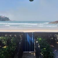 Pé na areia #TenórioHouse
