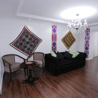 Overlooking Registan Square Luxury 2 Bedrooms Apartment