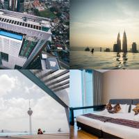 Serviced Apartments @ Platinum Suites near KLCC || happyholiday