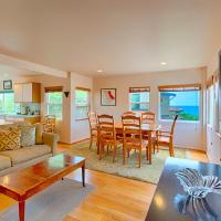 #128 - Del Mar Vacation Rental Cottage With Ocean Views Two-Bedroom Holiday Home