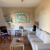 Casa con jardin y vistas al mar + atardecer