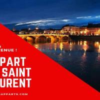 Legend - Le Saint Laurent - Parking - Wifi - 24/7 - cosy