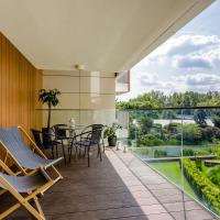 Sunny, Charming Apartment with Beautiful Wiev