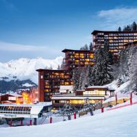 Skissim Premium - Résidence Le Roc Belle Face 4*by Locatour