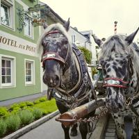 Holiday Apartments by Das Grüne Hotel zur Post - 100 % BIO & Villa Ceconi