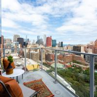Domio I South Loop I Distinct 3 BR / 3BA Apt + Fitness Center and Pool