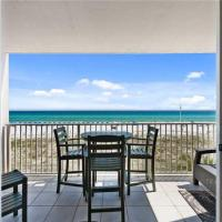 180 Feet from the Beach with a beautiful full view of the Gulf of Mexico