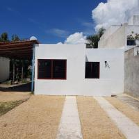 Casa en Mahahual cerca de la playa