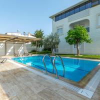 Villa on Kadriye Mahallesi