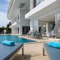 luxurious 3 bedrooms panoramic sea view samui