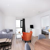 Clean and Bright 1BR Apartment