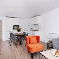One Bedroom Studio, Great Views by Birmingham City Centre