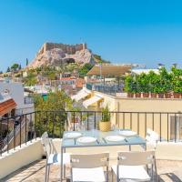 Amazing Acropolis View Loft in Plaka